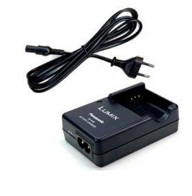 Panasonic DE-A66A - Cargador Panasonic Lumix original para ...