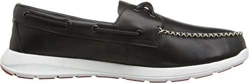 Sperry Sojourn Leather - Zapatillas Hombre Negro