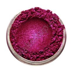 Cosmetic Mica Powder Burlesque Pink 3g-20g for Soap, Eyeshadow, Bathbombs (3g) The Soapery