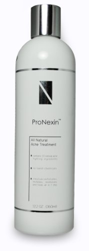 PRONEXIN - NATURAL FACIAL SCRUB FOR ACNE TREATMENT