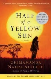 Half of a Yellow Sun Publisher: Anchor