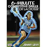 Championship Productions 6-Minute Competitive Drills for Lacrosse