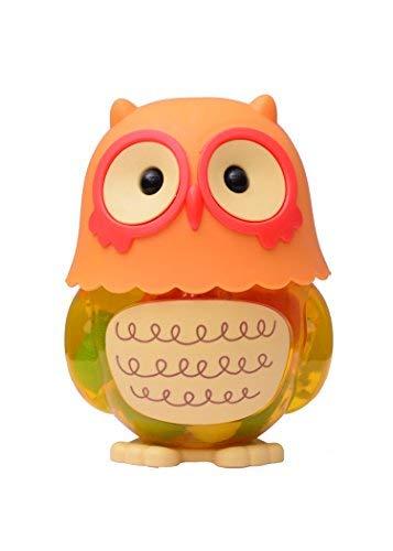 OSRS International Angry Owl Piggy Bank (Orange)