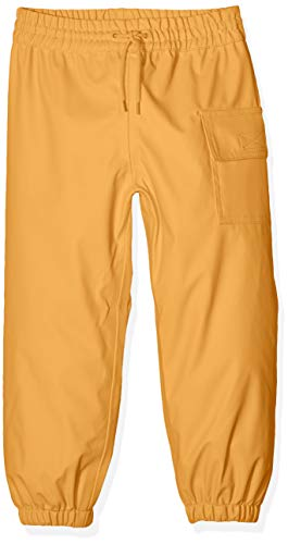 - Hatley Childrens' Splash Pants, Yellow,7