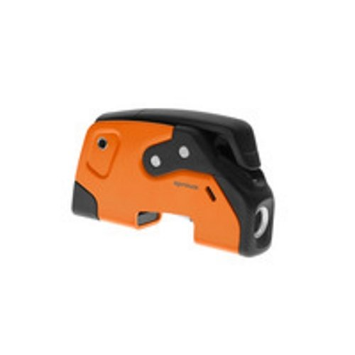 Spinlock Single Amber/Orange XTR Rope Clutch for lines 8-12mm by Spinlock