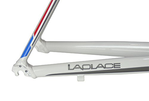 L720 Aluminum Alloy Road Bike Frame Racing Road Bicycle Frameset + Fork + Headset + Seatpost Clamp 700C46CM