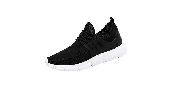 Darringls Zapatos de Hombre,Zapatos de Running para Hombre Mujer Zapatillas Deportivo Outdoor Calzado Asfalto Sneakers Zapatillas Deportivas de Mujer Running Sneakers 39-47: Amazon.es: Ropa y accesorios