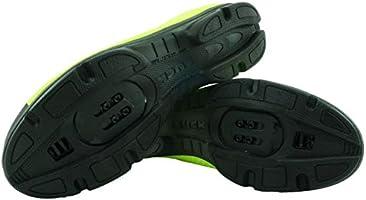 LUCK Zapatillas de Ciclismo Jupiter, Ideal para la práctica de ...
