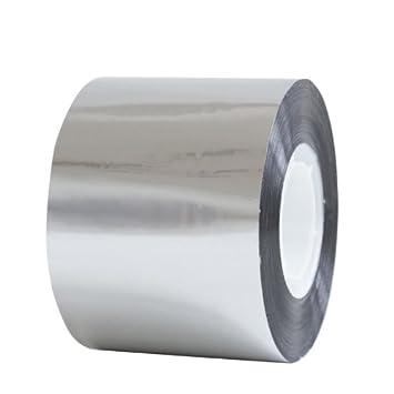 Aluband Aluminiumband Klebeband alubedampft 50mm x 50m
