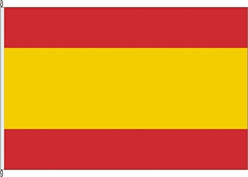 Bandera España – 120 x 200 cm – Bandera y: Amazon.es: Jardín