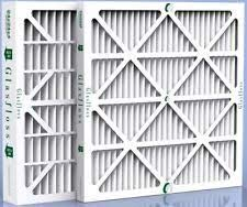 16 x 25 x 2 Merv 8 Furnace Filter (12 Pack) by Glasfloss