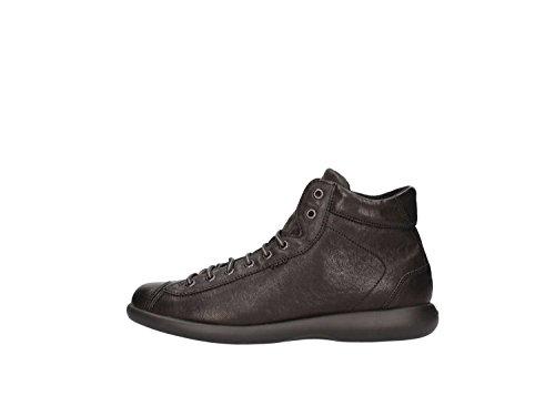 Confort Des Milieu Bottes 27t2 Chaussures De Randonnée Homme Noir Frau Nero Peau FqnA4xwUO