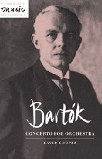 Bartók: Concerto for Orchestra (Cambridge Music Handbooks) by Brand: Cambridge University Press