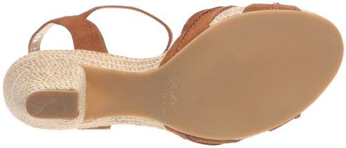 Atelier Voisin - Sandalias de cuero para mujer Marrón (Cognac)
