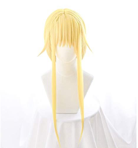 【ミドリ屋】Alice アリス コスプレ用ウィッグ かつら コスプレ 高品質 耐熱 ネット付き コスチューム 仮装