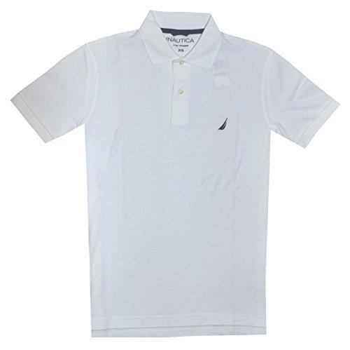 Nautica Slim Logo Pique T Shirt