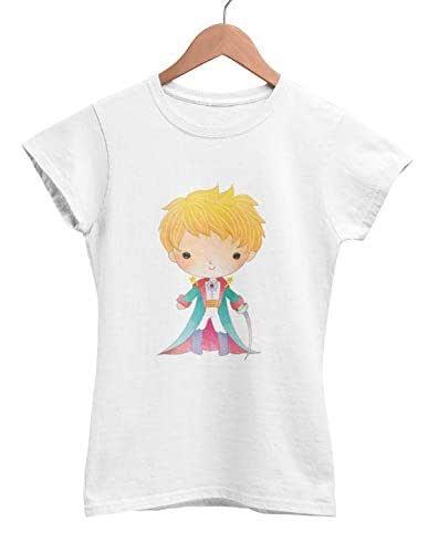 Camiseta Principito Regalo Mujer Cumpleaños Original