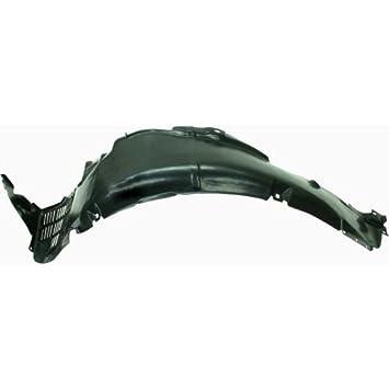 For Sonata 06-08 Front Plastic Passenger Side Fender Splash Shield