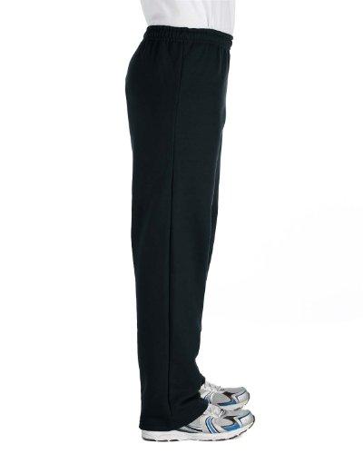 Gildan Heavy Blend 8 oz., 50/50 Open-Bottom Sweatpants, 3XL,