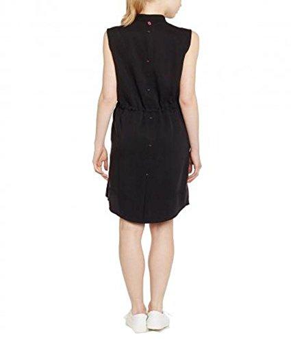 Dress Kleid Naiad Helly W Damen Hansen schwarz wpTnqX6