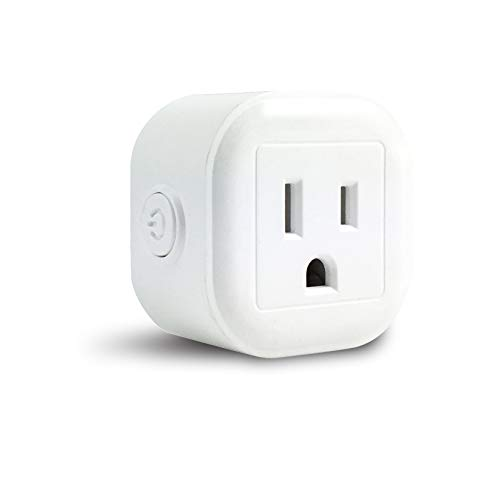Blue Shark WiFi Mini Plug, Smart Home Power Control Socket, Wireless Control Your Household Appliance from Anywhere, No…