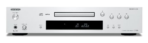 ONKYO CD player silver C-7030 (S) (Japanese Cd Player)