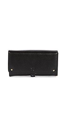 SANCIA Women's Giselle Wallet, Black, One Size by SANCIA