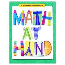 Math at Hand: A Mathematics Handbook Grade 5- 6: Great Source Math Handbook; 2003 Edition