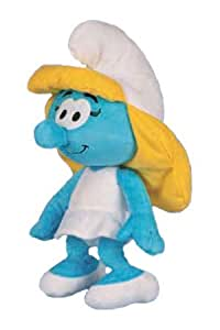 Amazon Com The Smurfs 14 Inch Deluxe Plush Smurfette