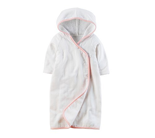 Carters Terry Robe - Carter's Baby Girls' Robe One Size