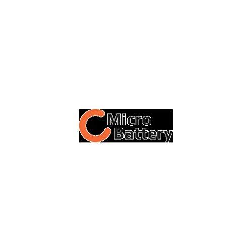 MicroBattery Battery for Datalogic Scanner 8.1Wh Li-ION 3.7V 2200mAh, 127021590, 127021591, 94ACC0054, BS (8.1Wh Li-ION 3.7V 2200mAh Black, Mobile Scorpio)