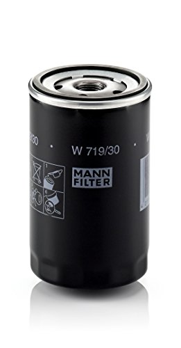 Mann-Filter W 719/30 Spin-on Oil Filter - 2001 Volkswagen Golf Oil