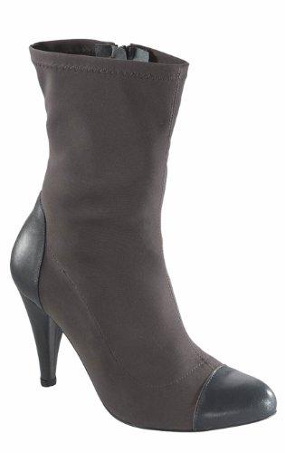 Patrizia Dini - botas clásicas Mujer Gris - gris