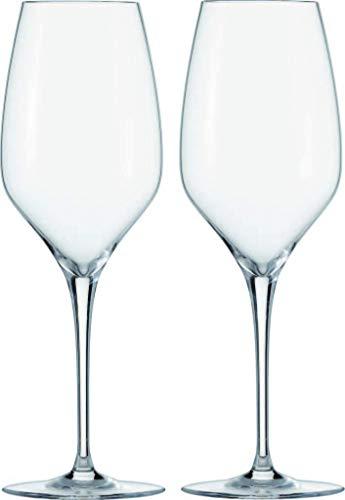 1872 Riesling zwiesel lot de 2 verres à vin blanc the first produit neuf vendu dans son emballage original (Vin Blanc)