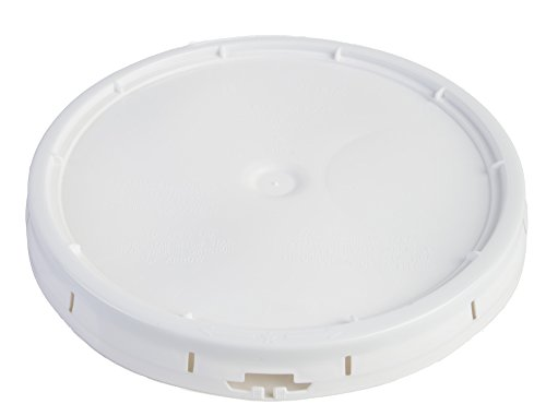 Hudson Exchange Economy HDPE Slotted Lid with Gasket for ...