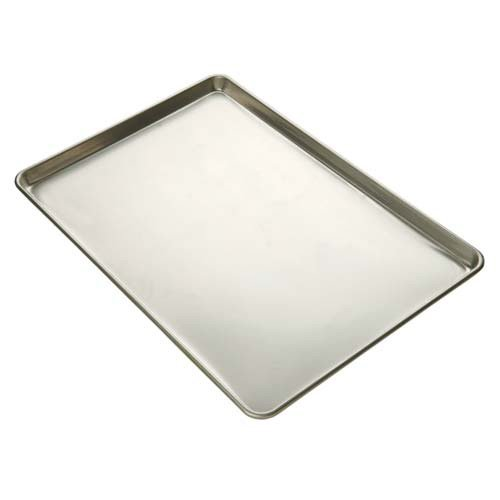 Central Exclusive 900600 Full-Size Solid Aluminum Sheet Pan - Extra Heavy Duty, 12 Gauge by Central Exclusive
