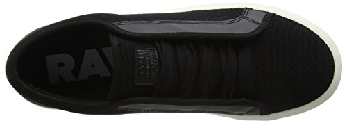 Bianco 990 Strett Low Uomo STAR Sneaker RAW G Black afvw1qSx