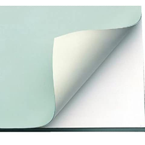 Alvin Home Indoor Office Craft Art Draft VYCO Green/Cream Board Cover, 31 x 42 Inches Sheet (VBC44-5) by Alvin