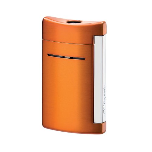 S.T. Dupont Minijet Cosmetic Lighter - Orange Fizz 10053 by S.T. Dupont