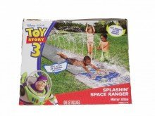 Disney Pixar Toy Story 3 Splashin' Space Ranger Waterslide b