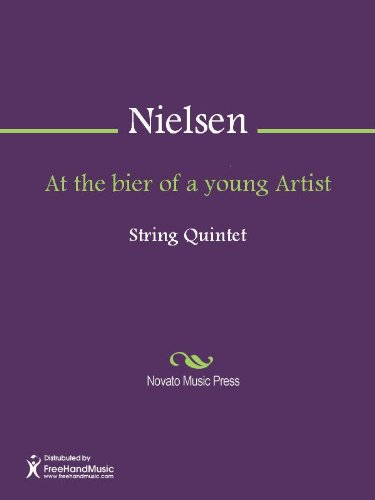 At the bier of a young Artist - Violin 2