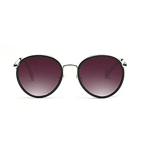 QZ Movimiento Travel 4 Personalidad Vintage Light Color Decorativo Reflective Sol de 1 Beat Street Anti UV400 HOME Moda Gafas Espejo Ultraligero Polarized r7wPTSnr1q