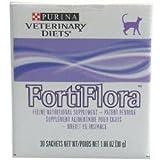 Purina Fortiflora Feline Nutritional Supplement Box, 30gm, My Pet Supplies