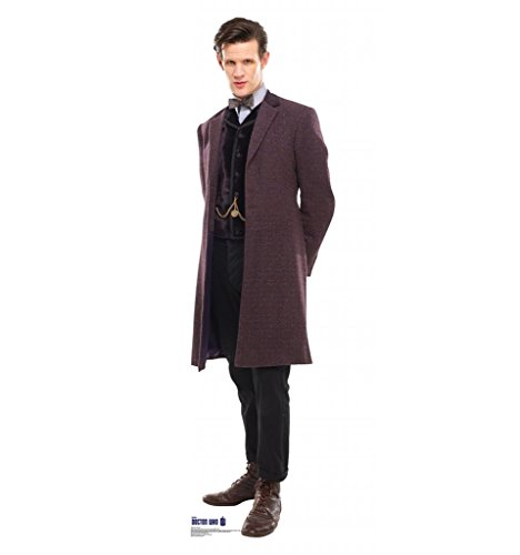 Eleventh Doctor - Matt Smith - BBC's Doctor Who - Advanced Graphics Life Size Cardboard Standup