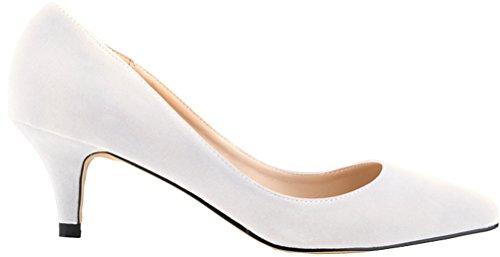 Salabobo - Zapatos de tacón  mujer blanco