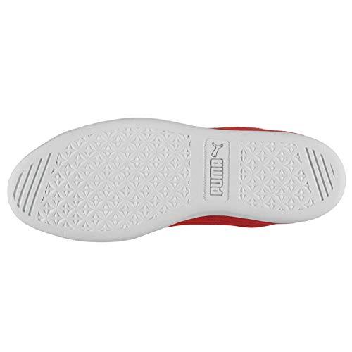 Puma Vikky Donna Coral Ribbon Sneaker Bold Red rrT6dnxw