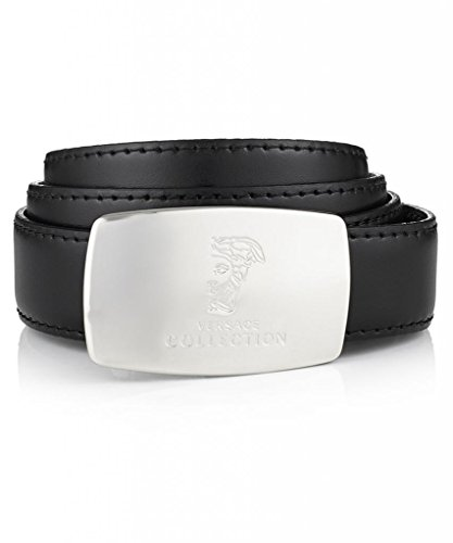 Versace Reversible men Belt, Black/Brown by Versace