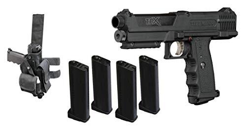 (Tippmann TiPX Paintball Marker Pistol Complete Starter Kit)