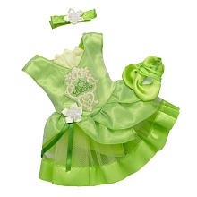 Disney Princess & Me Ballet Doll Outfit and Toe Shoes - Tiana ()