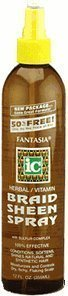 Fantasia Herbal Vitamin Braid Sheen